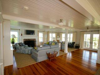 Siasconset house photo - Living Area