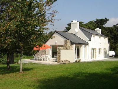 Accommodation near the beach, 120 square meters,
