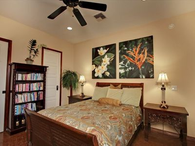 Master Suite #2, Air Conditioned, Flat Screen TV