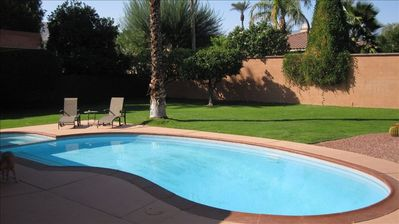 Cathedral City house rental