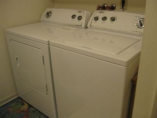Moneta house photo - New Washer and Dryer