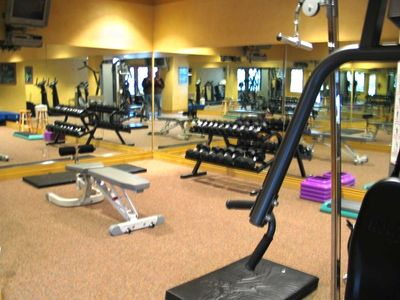 Exercise Room available for our guest