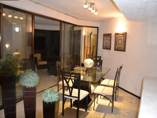 Cancun villa photo - Dinning Room with the terrace access