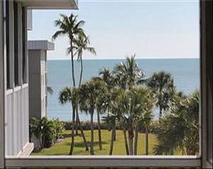 Sanibel Island condo photo - Views of the Gulf out your Great Room and Lanai