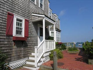 Nantucket Town house photo - Front Door Close Up