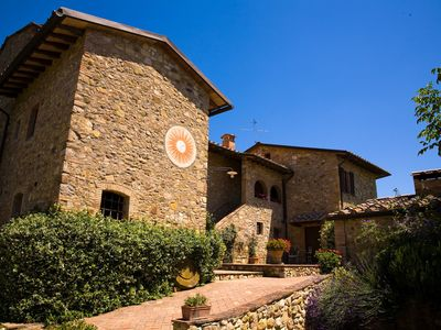 A vacation to remember in the Chianti area between Florence and Siena