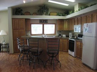 Wisconsin Dells house photo - Kitchen