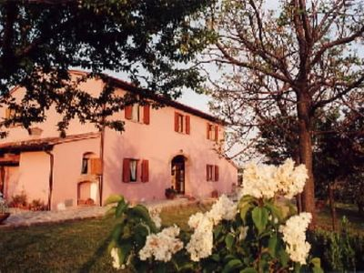 Carmignano: Apartment in Farmhouse - 3 rooms - 4/6 persons