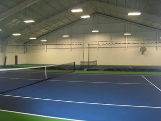 Tannersville townhome photo - Indoor tennis and basketball courts