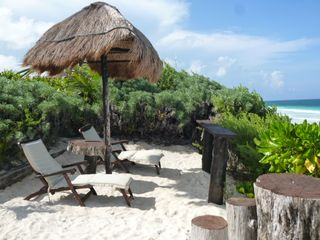Tulum villa photo - Stunning Holiday Home in the Most Beautiful Beach in Mexico