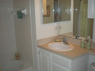 Full Bath off of second bedroom - Kissimmee condo vacation rental photo