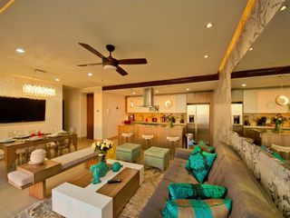 Puerto Vallarta condo photo - Nice decor in living room