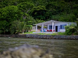 Isla Grande house photo