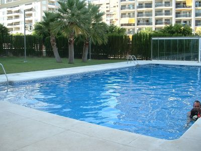 Benidorm Area apartment rental - Swimming pool