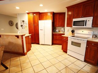 Tybee Island condo photo - Open kitchen