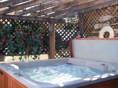 The Private Hot Tub