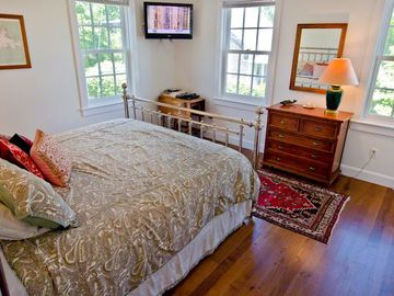 Bedroom Suite #2 - King Bed, Full Bath. Second Floor