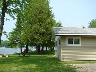Alpena cottage photo - bay view