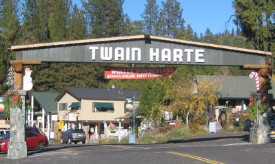 Welcome to Twain Harte!