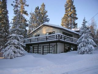 Big Bear Lake house photo - Big Cabin in the snow