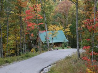 Privacy and Solitude - Wears Valley cabin vacation rental photo
