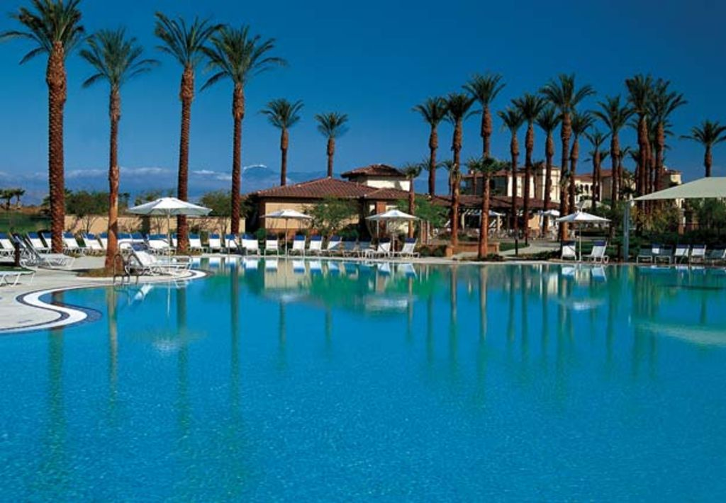 Marriott Shadow Ridge Villas Palm Springs