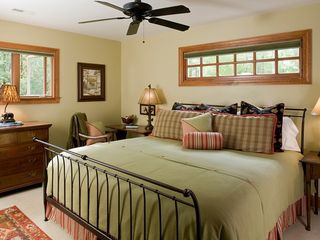 Cashiers house photo - Treetop Master Suite