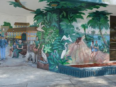 Appreciate Art in Historic Cocoa Village