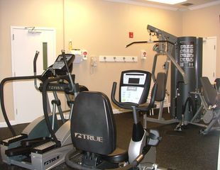 Fort Morgan condo photo - Your exercise room
