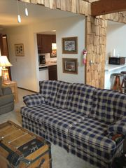 Iron River chalet photo - .Upper Level living room