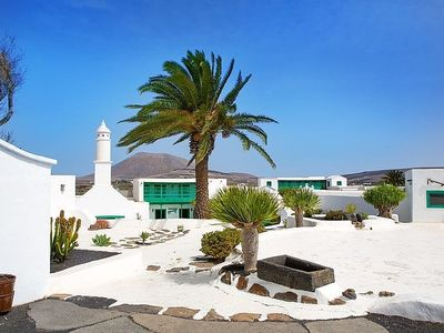 Lanzarote traditional village