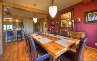Big Sky house photo - Dining