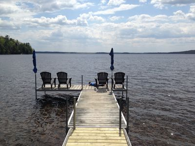 Beautiful, Family- Friendly Lakefront Cottage