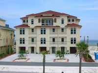 Tuscany Shores: Leisure Meets Luxury.  Gulf Front - Private Elevator - 5 Bedroom