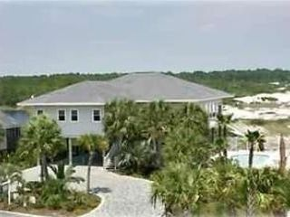 Vista Dunes with view of State Preserve, Lake and Gulf of Mexico - Grayton Beach house vacation rental photo