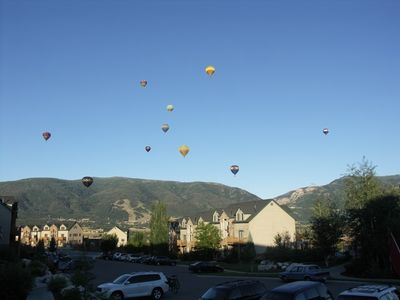 Summer is fantastic - balloonfest is one great event!