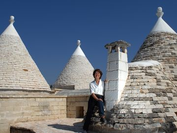 anna and trullo cones