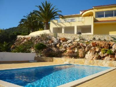 VILLA CONDITIONED - VERY QUIET 200M ALTITUDE WITH BEAUTIFUL SEA VIEW - WIFI