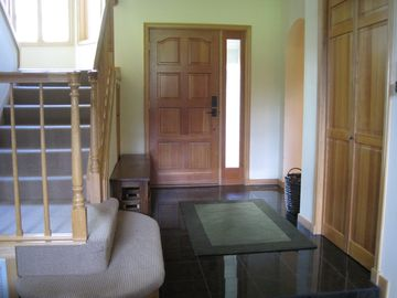 Front Hall entryway