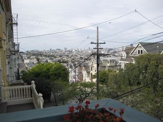 San Francisco apartment photo - The view from table with a view