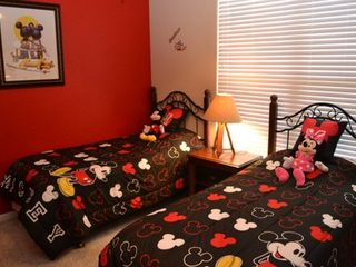 Freshly completed Diney Theme room! - Bella Piazza condo vacation rental photo