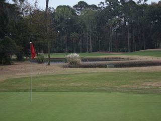 Folly Field condo photo - How about a round of golf? Golf is everywhere on Hilton Head Island.