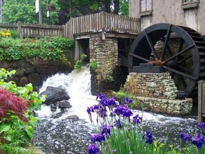 Jenney Grist Mill and Creamery