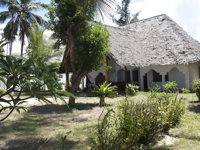 The only Villa on the white beach of the Indian Ocean