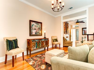 2 BR, 1 Bath Home -  Fully Furnished, One Block From Canal Street