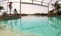 Villa with dreamlike pool / whirlpool, beautiful seaview, closed to the beach