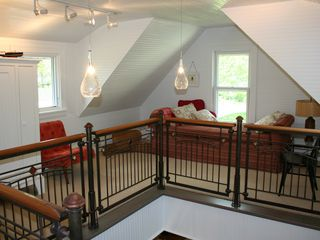 Excelsior cottage photo - Loft with trundle that sleeps two