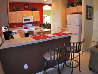 Kissimmee villa photo - Beautiful kitchen
