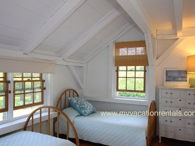 Edgartown house rental - 1st Level Guest Bedroom