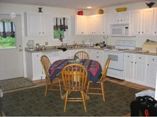 Ossipee Lake house photo - Eat In Kitchen